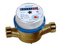 Новатор Novator cчетчик холодной и горячей воды Ду 15 ЛК-15 Украина