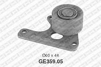 Ролик направляющий ремня грм LADA 0830-02 (производство NTN-SNR ), код запчасти: GE359.05