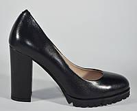 Туфли женские на широком каблуке FIRAGEMA отличное качество