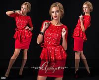 Нарядное платье для модниц