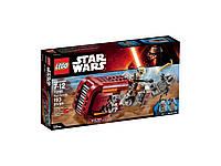 Лего Звездные войны 75099 Спидер Рей LEGO Star Wars Rey's Speeder