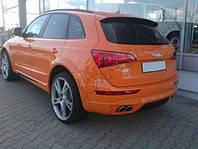 Спойлер заднего бампера Audi Q5