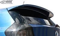 RDX Спойлер на крышу BMW 1-series E81 / E87
