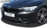 RDX Передняя накладка VARIO-X BMW Z4 E89 2009+ M-Technic