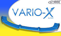 RDX Передняя накладка VARIO-X DAEWOO Kalos 2002-2008 (3/5-doors)
