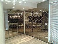 Зеркальная стена, фото 1
