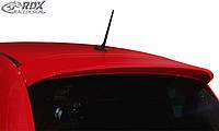 RDX Спойлер на крышу FIAT 500
