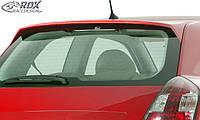 RDX Спойлер на крышу FIAT Stilo (3-doors)