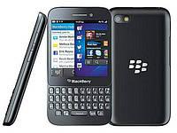 Оригинальный телефон Blackberry Q5 black