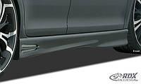 "RDX Пороги Ford Focus 3 ""GT4"""