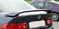 Спойлер+STOP  Honda Accord 03-