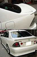 """Спойлер на крышку багажника Lexus IS200,IS300 """"98-05"""