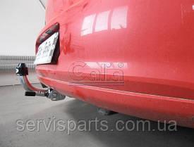 Фаркоп Volkswagen Polo 2011-  (Фольксваген Поло) , фото 3