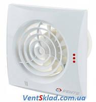 Вентилятор с таймером и датчиком влажности Вентс 100 Квайт ТН