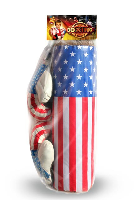 Боксерский набор Америка 2G1002