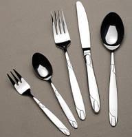 Набор столовых приборов BERGHOFF Straight Matt 1272580 на 12 персон (нерж. сталь, 72 предмета)