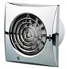 Бесшумный вытяжной вентилятор в ванную Вентс 125 Квайт, фото 3