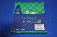 Фильтр салона Kia Ceed(ED) 06MY (производство Parts-Mall ), код запчасти: PMB-015