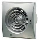 Бесшумный вытяжной вентилятор в ванную Вентс 125 Квайт, фото 2