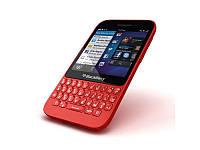 Оригинальный телефон Blackberry Q5 red