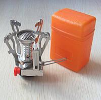 Горелка газовая складная с пьезоподжигом. S004, фото 1