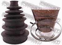 Пыльник шрус универсальный (производство Febest ), код запчасти: BTUN