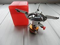 Горелка газовая складная с пьезоподжигом. S003, фото 1