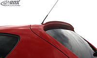 RDX Спойлер крышки багажника Seat Altea 5P