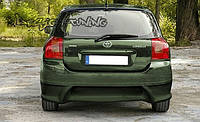 Бампер задний TOYOTA Corolla (2003-)