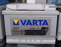 Аккумулятор 6ст-63, 610А varta (варта) Silver Dynamic -/+ (код 563400061)