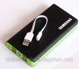 Универсальная батарея - Samsung Power Bank 30800 mAh, green, фото 2
