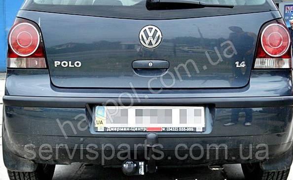 Фаркоп Volkswagen Polo (Фольксваген Поло)