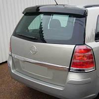 VW POLO 4 `05-`09 Козырек на крышку багажника