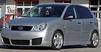 Бампер передний VW Polo (11.2001-04.2005)