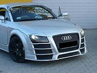 Декоративная решетка радиатора Audi TT