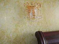 Декоративная штукатурка с эффектом перламутра, фото 1