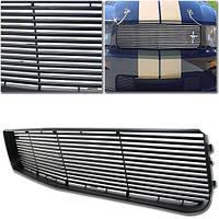 Декоративная решетка радиатора Ford Mustang V6 '05-08 черная