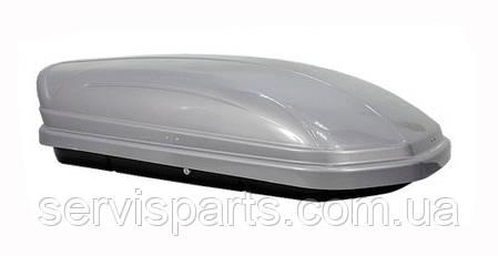 Автобокс (багажник) на крышу Menabo Mania 320, фото 2