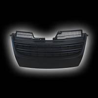 Декоративная решетка радиатора V.W.JETTA V`05-`09 , черная