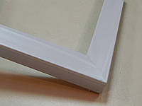 Рамка А4(297х210).Профиль 22 мм.Белый с переливом.