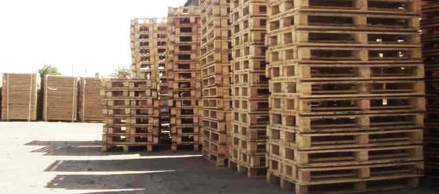 Поддоны деревянные как самый практичный вид современной тары