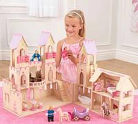 Кукольный домик Замок Принцессы KidKraft 65259