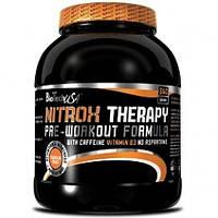 Предтренировочник BioTech Nitrox Therapy (340 g)