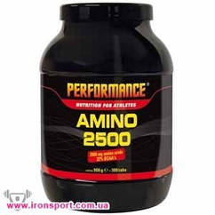 Аминокислоты Amino 2500 (300 табл.) Performance (Nutrico NV)