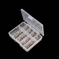 Набор крючков + коробка