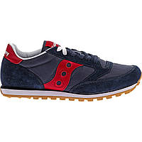 Кроссовки Saucony Jazz Lowpro Navy/Red 2866-167