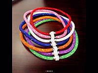 Ожерелье *хрустальные камни* магнитная застежка