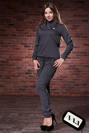 МА7346 Комбинезон трикотажный Серый, фото 2