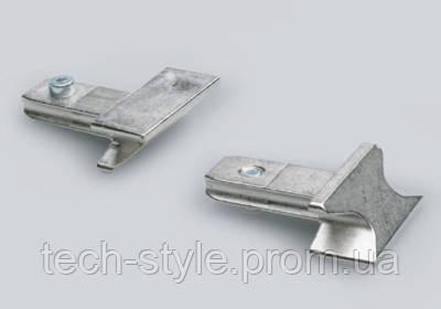Фалевая защёлка Fuhr для однозапорного замка с дорном 35 мм