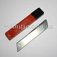 Набор запасных лезвий для универального, канцелярского ножа, 18мм, 10шт., фото 1